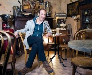 Le metteur en scène Claude Poissant