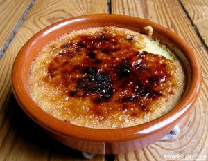 La fameuse Crème catalane