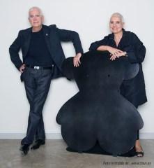 Salvador Tous et Rosa Oriol
